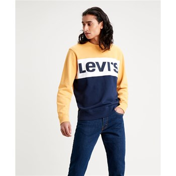 Levi's - Sweat-shirt - moutarde