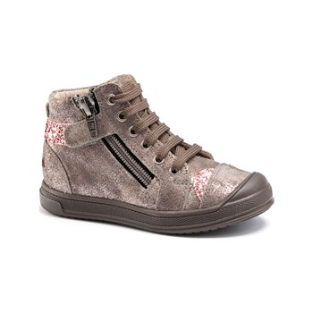 Gbb - Destiny - Bottines en cuir - taupe