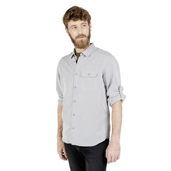 Oxbow - Chym - Chemise manches longues - gris