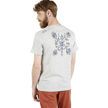 Oxbow - Trune - T-shirt manches courtes - gris chiné