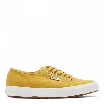 Superga - 2750 - Tennis - jaune