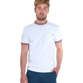 French Denim - T-shirt stretch Frenchy - blanc