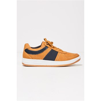 Bonobo Jeans - Baskets basses - marron clair