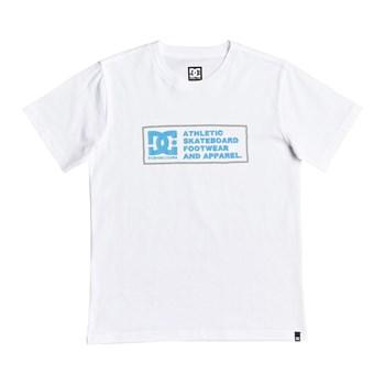 Dc Shoes - Sketchy Zone - T-shirt manches courtes - blanc