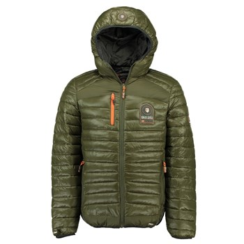 Geographical Norway - Briout - Blouson - kaki