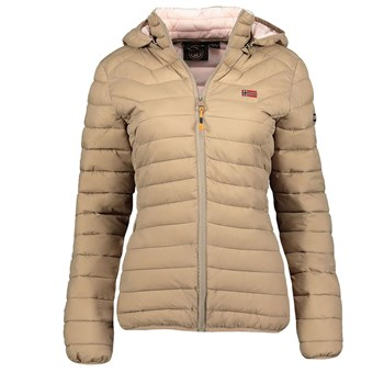 Geographical Norway - Astonisha - Doudoune - taupe