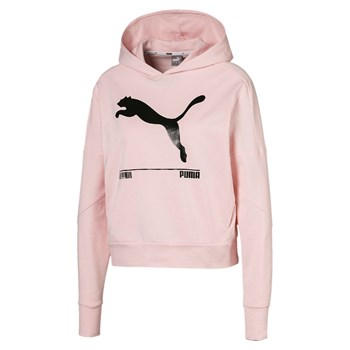 Puma - Nutility - Sweat à capuche - rose