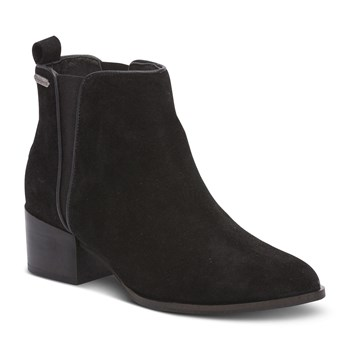 Pepe Jeans Footwear - Waterloo icon - Bottines en cuir - noir