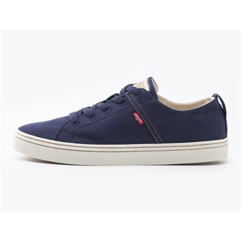 Levi's - Sherwood low - Baskets basses - bleu marine