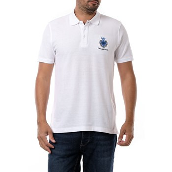 CXL by Christian Lacroix - Camille - Polo manches courtes - blanc