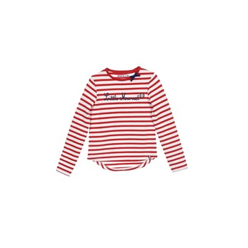 Little Marcel - T-shirt manches longues - rouge