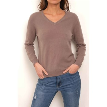 Soft Cashmere - Pull en cachemire - taupe
