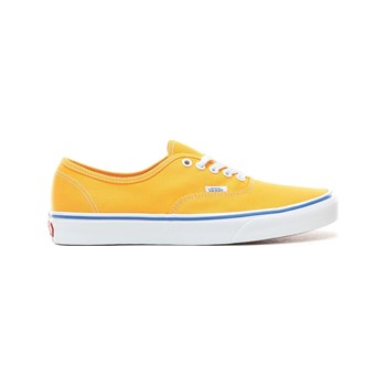 Vans - Authentic - Baskets basses - moutarde