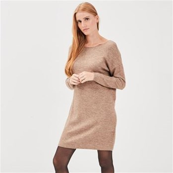 Bonobo Jeans - Robe pull - taupe