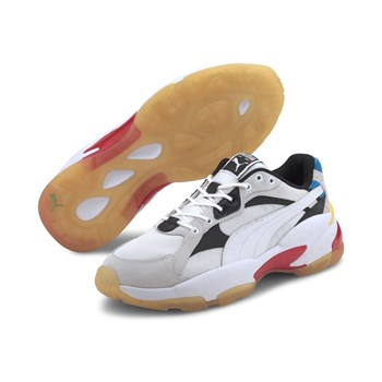 Puma - Cell Extol World - Baskets basses - blanc