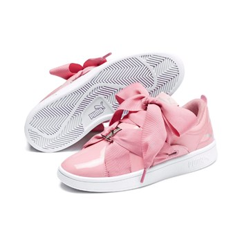 Puma - Smash - Baskets basses - rose