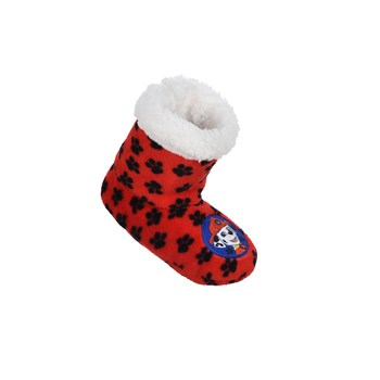 Paw Patrol - Chaussons - rouge