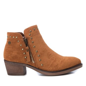 Xti - Low boots - camel