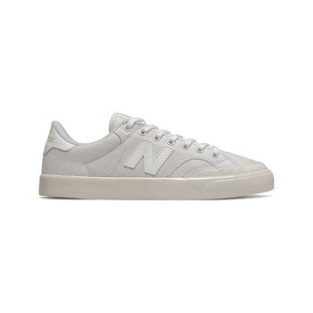 New Balance - Baskets basses - blanc cassé