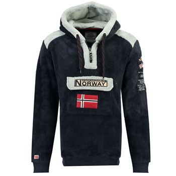 Geographical Norway - GYMCLASS SHERCO - Polaire - bleu marine