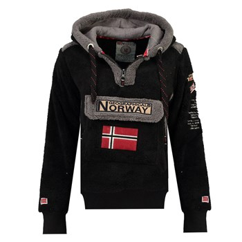 Geographical Norway - GYMCLASS SHERCO - Polaire - noir
