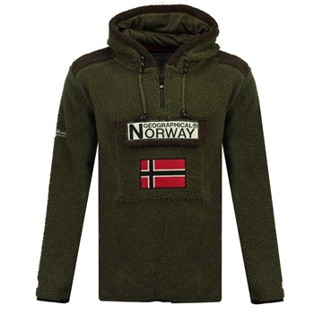 Geographical Norway - Gymclass - Polaire - kaki