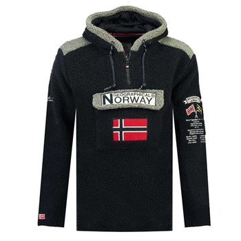 Geographical Norway - Gymclass - Polaire - bleu marine