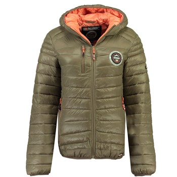 Geographical Norway - Bambway - Doudoune - taupe