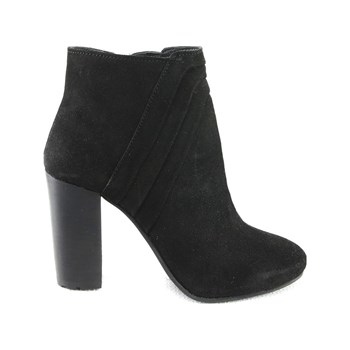 Manoukian - Poppy - Low boots en cuir - noir