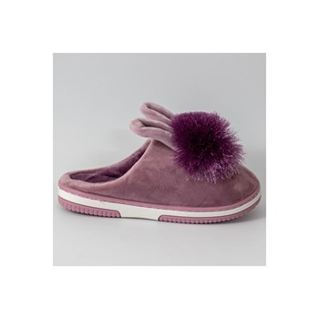Kebello - Chaussons lapins - violet