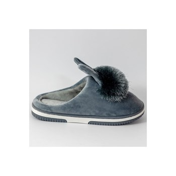 Kebello - Chaussons lapins - gris