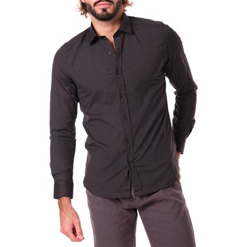 Hope N Life - Ander - Chemise manches longues - noir