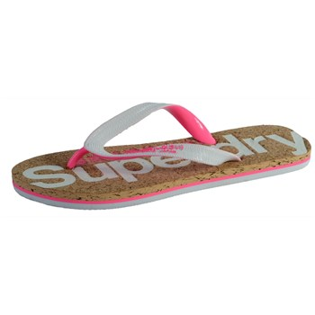 Superdry - Tongs - rose
