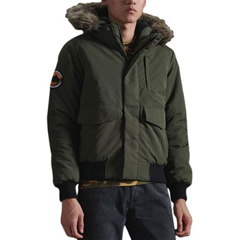 Superdry - Everest - Blouson - kaki