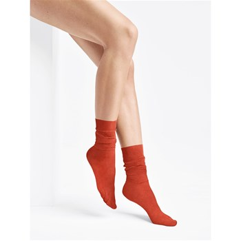 Wolford - Serpentes - Chaussettes - rouille