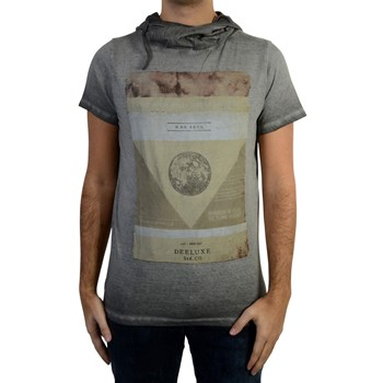 Deeluxe - Newflood - T-shirt manches courtes - gris