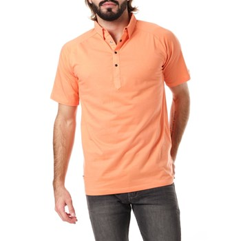 Paname Brothers - Pax - B - Polo manches courtes - corail