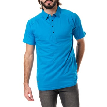 Paname Brothers - Pax - B - Polo manches courtes - turquoise