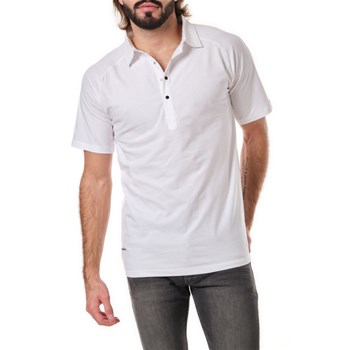 Paname Brothers - Pax - B - Polo manches courtes - blanc