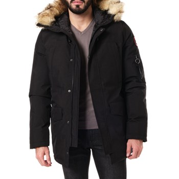Paname Brothers - Fleming New - Parka - noir