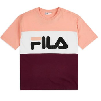 Fila - Allison - T-shirt manches courtes - rose
