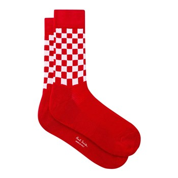 Paul Smith - Chaussettes - rouge