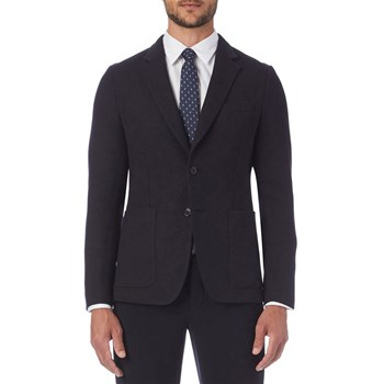Paul Smith - Tailored Fit - Veste de costume en laine mélangée - bleu marine