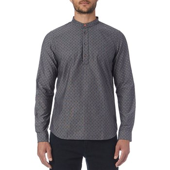 Paul Smith - Regular Fit - Chemise manches longues - charbon