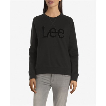 Lee - Essential - Sweat-shirt - noir