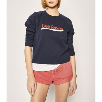Lee - Sweat-shirt - bleu marine