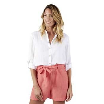 Oxbow - Charlie - Chemise manches longues - blanc