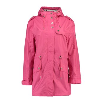 Geographical Norway - Alica - Parka - fuchsia