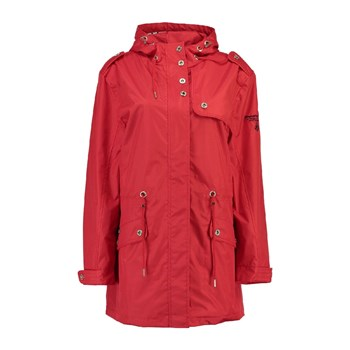 Geographical Norway - Alica - Parka - rouge