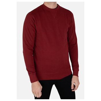 Kebello - Sweat col rond - rouge